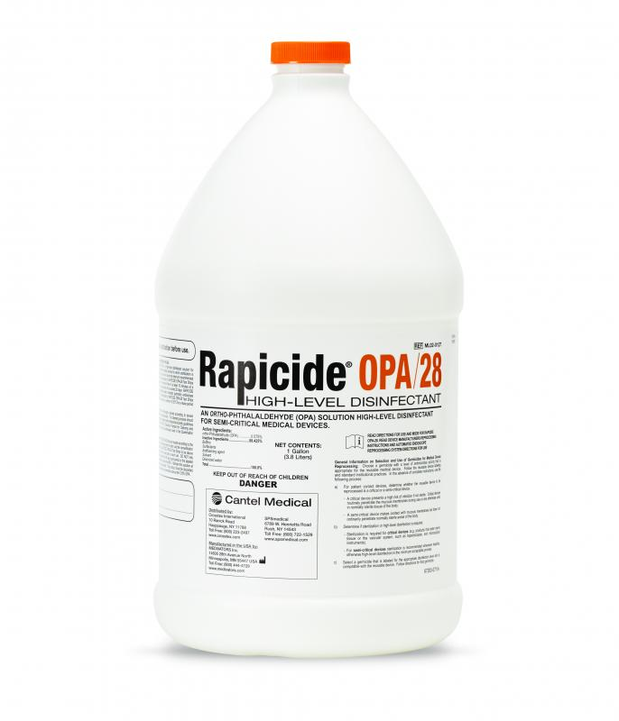 RAPICIDE OPA 28 High Level Disinfectant Cantel